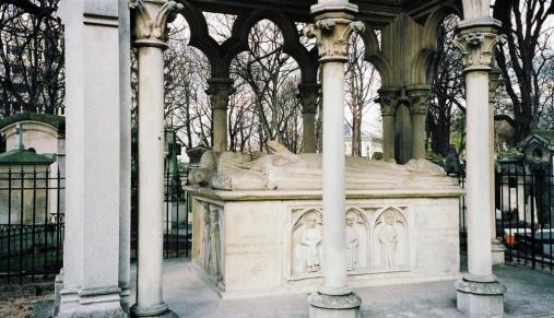 Grobowiec Piotra Abelarda i Heloizy