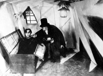 Gabinet Doktora Caligari, 1920