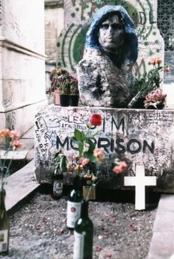 Grób Jima Morrisona