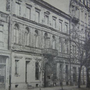 kamienica na ulicy Nowogrodzkiej, w której doszło do tragedii
