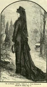 Tygodnik mód i Powieści, druga połowa XIX wieku